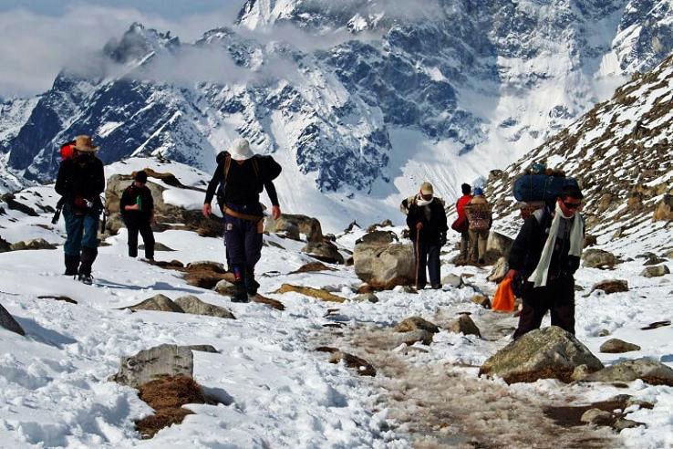 Sikkim in Winter- Visit North East Indias Winter Paradise