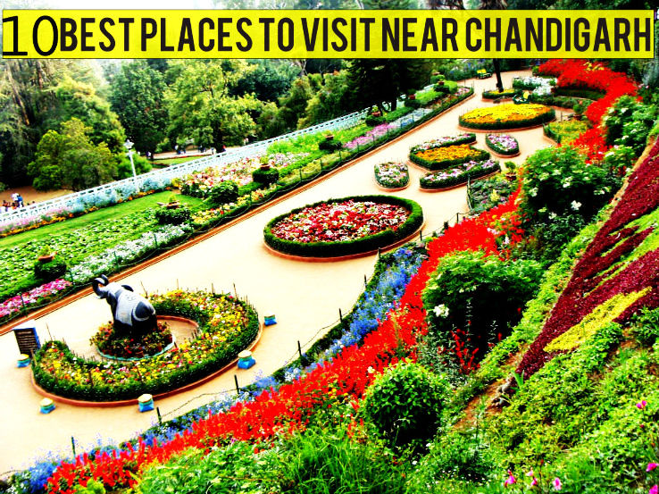 9 Best Places to Visit Near Chandigarh from 50 to 500km