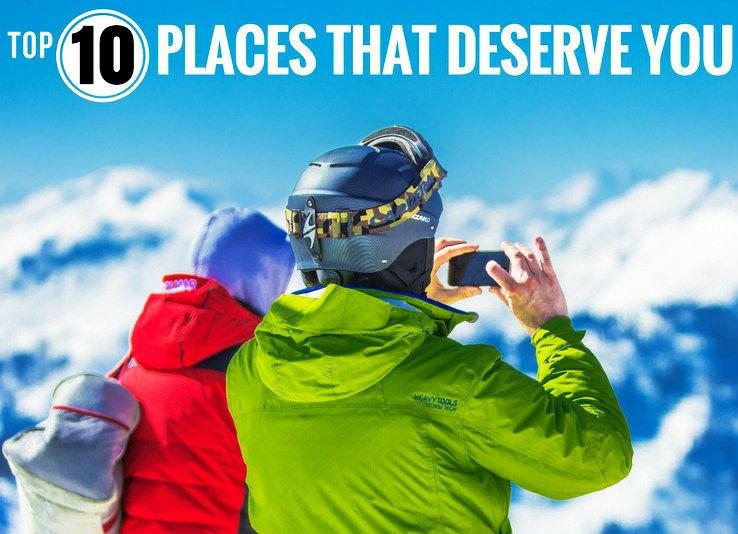 10 Places That Deserves More Tourists