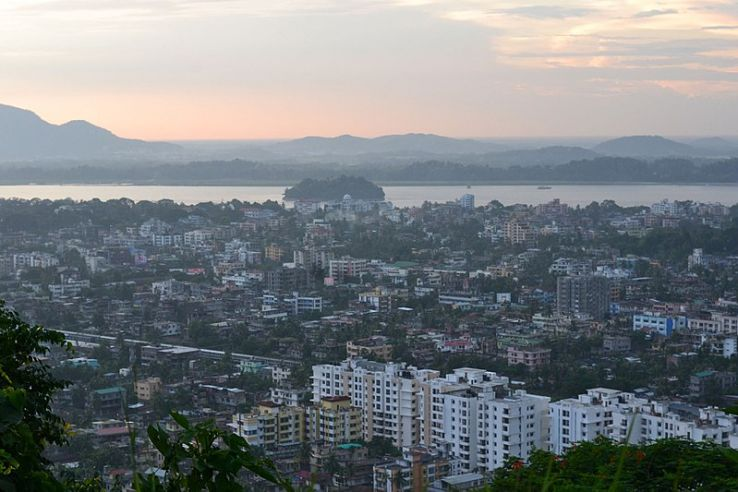 Places To Visit Near Guwahati Airport