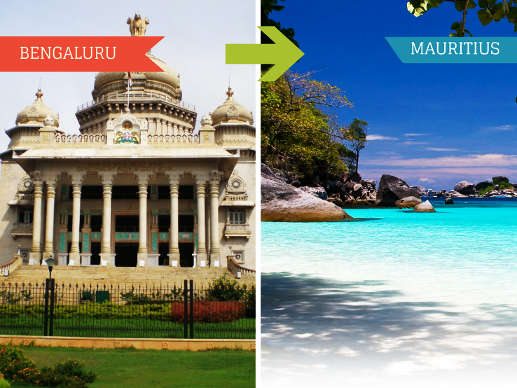 Top 4 Travel Agents for Singapore from Bangalore