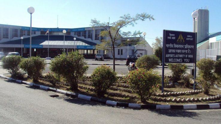 Hotels Near Shimla Airport