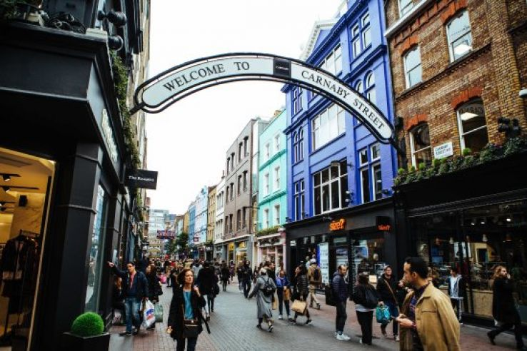Fashionistas Guide To Shopping In London