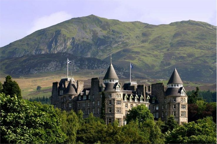 Perfect Honeymoon Spots In Scotland