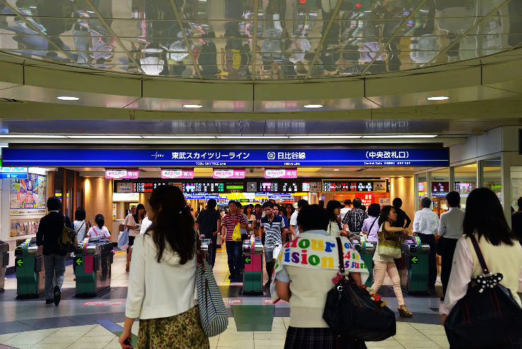 10 Busiest Train Stations in the World