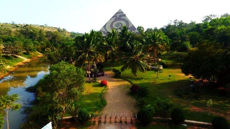 Did You Know About The International Pyramid Valley In Bangalore