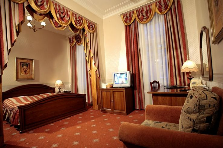 Budget Hotels In Russia