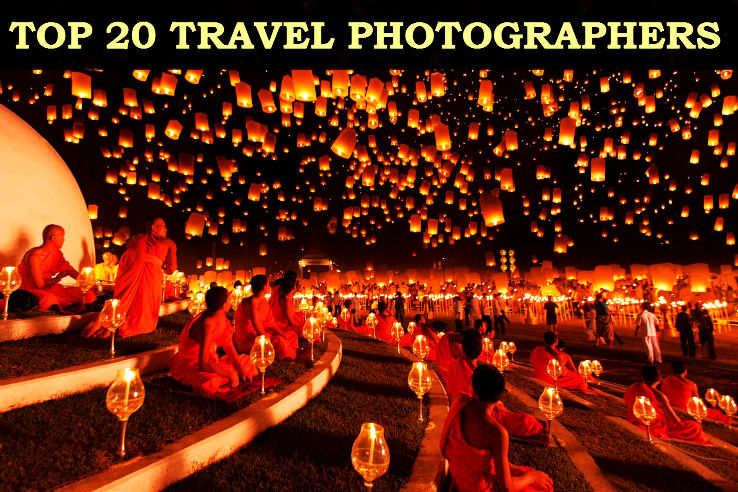 Top 20 travel photographers you should follow on Instagram