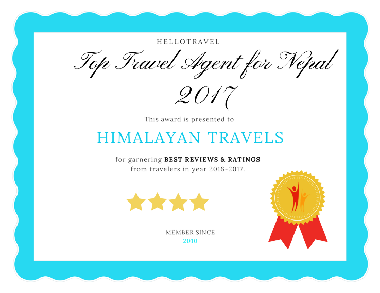Top 9 Travel Agents For Nepal
