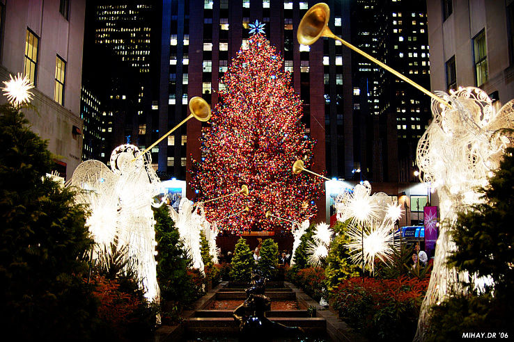 Five best places to travel during Christmas