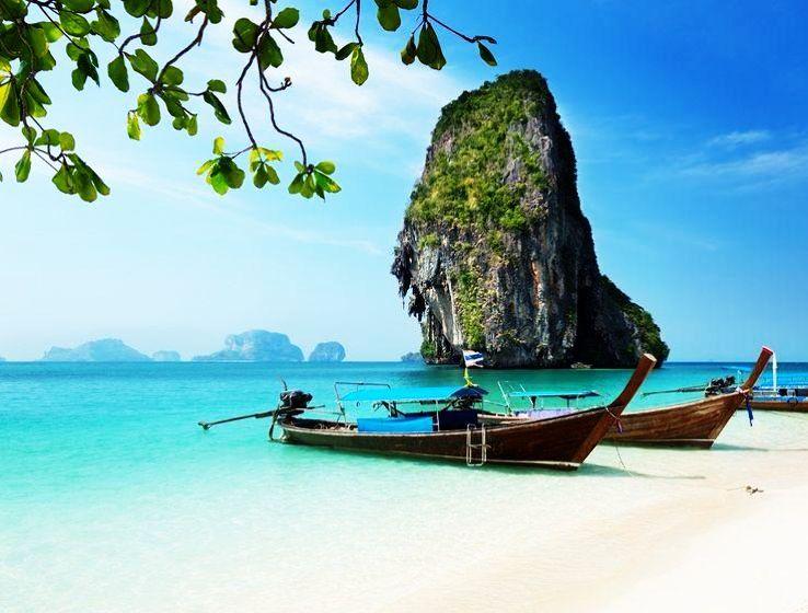Ferry Ride to Phi Phi Island
