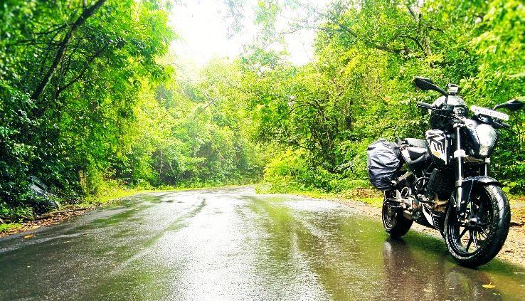 Weekend bike getaways from Delhi