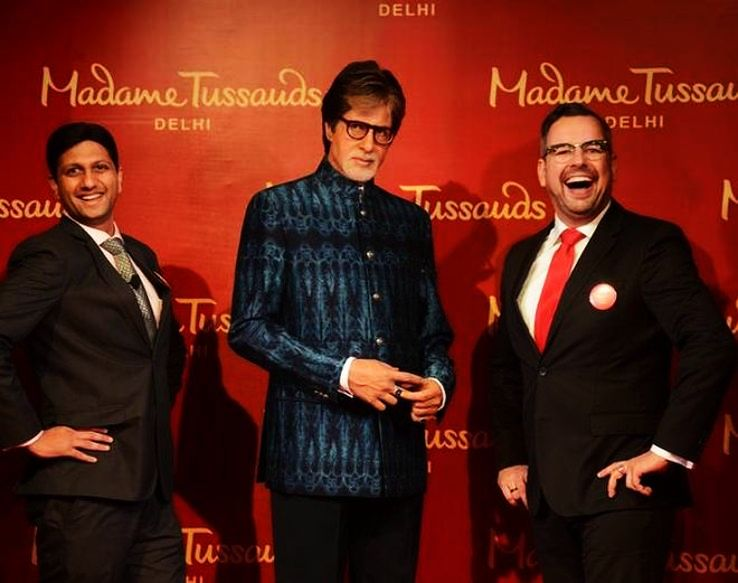 Madame Tussauds Opened for Public