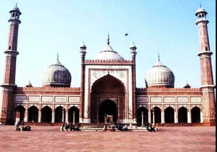 List of Mosques in India