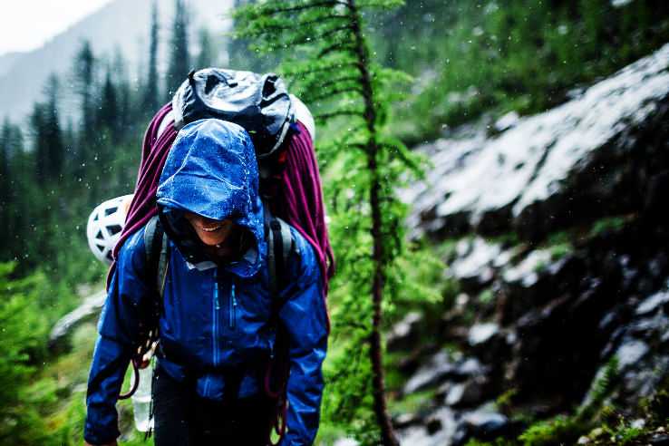 Backpacking In The Rain Here Is How To Stay Fit And Moving