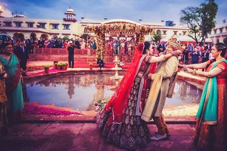 Destination Wedding In India Perfect Way To Get Hitched