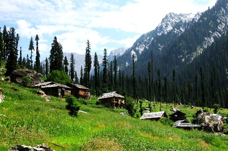 Kashmir The Valley Of Nature  Come And Explore