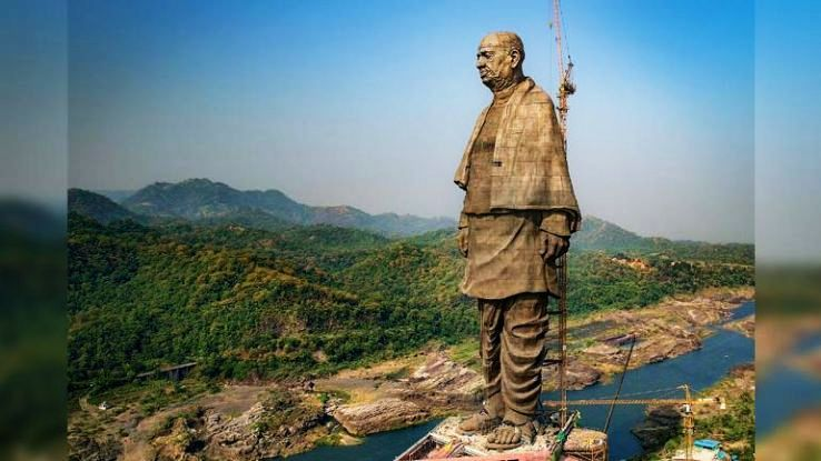 Statue Of Unity Where You Experience And Embrace The Teachings Of Sardar Patel