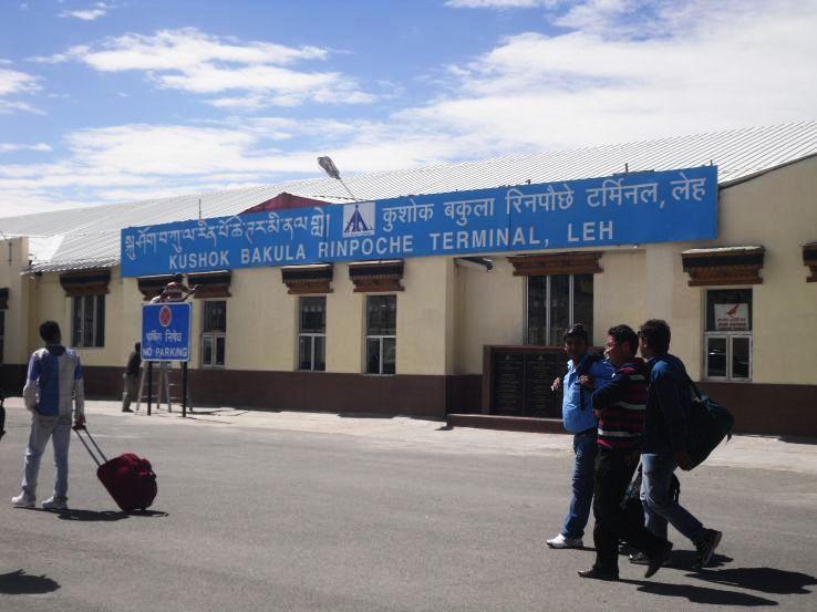 Hotels near Ladakh Airport