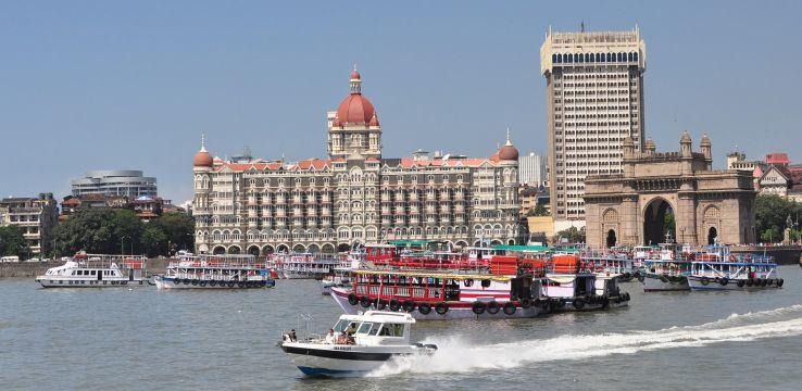 Mumbai The Land Of Dreams