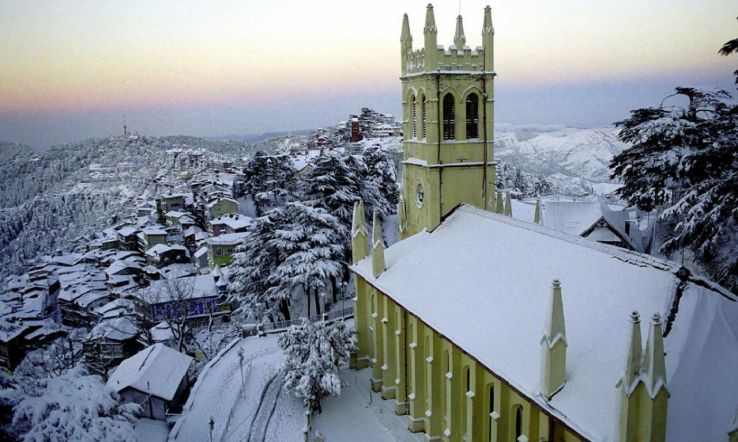 Weekend Getaways From Shimla