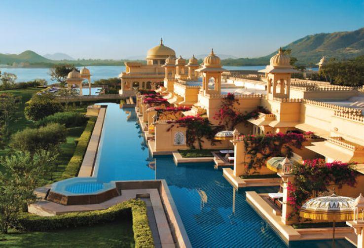 10 Best Luxury Resorts in India