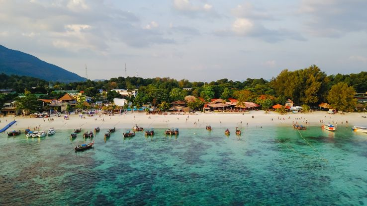 The top five essential Asian countries for travel