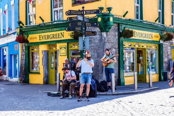 Weekend Getaways from Ireland