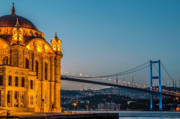 Best luxury hotels in Istanbul