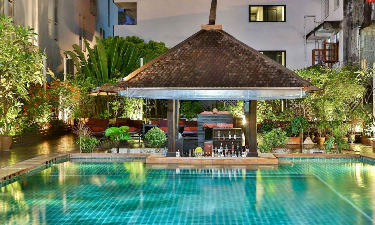 Budget hotels in Myanmar