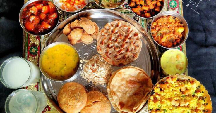 5 Key food items of the royal Rajasthani cuisine