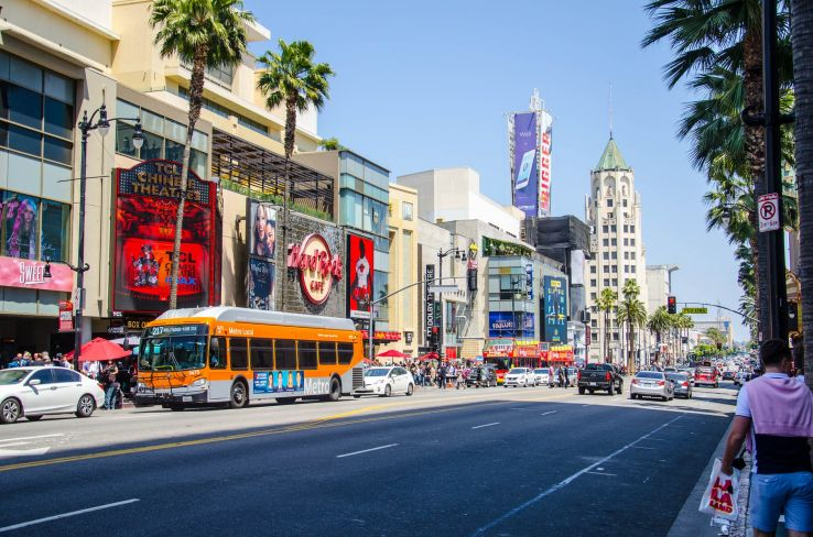 Millennials Travel Destination: Los Angeles