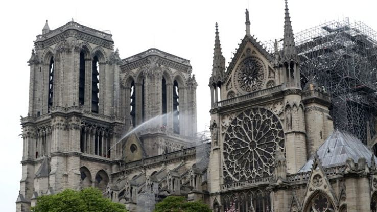 5  crazy and grandiose designs proposed for rebuilding Notre Dame's roof