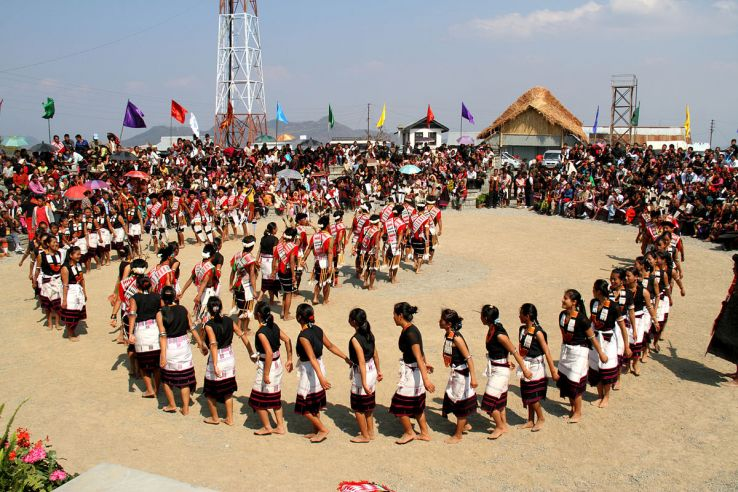 Did You Know About the Moatsu Festival in Nagaland?