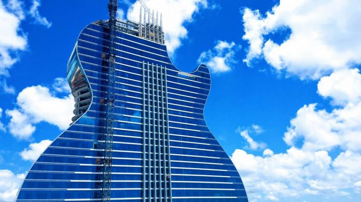 World's first Guitar shaped hotel, here is all you need to know