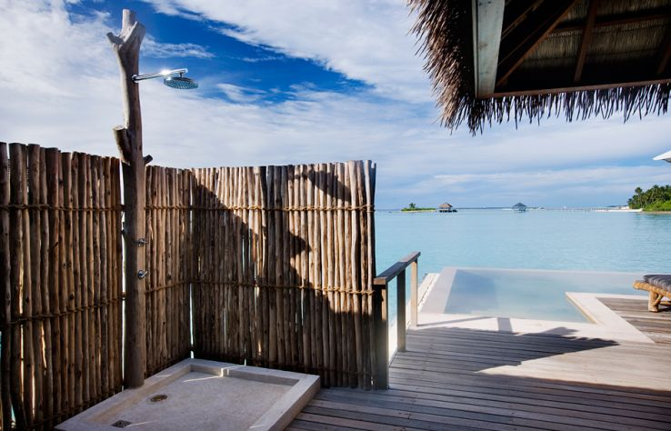 Hotels you might be looking for the sexiest outdoor showers