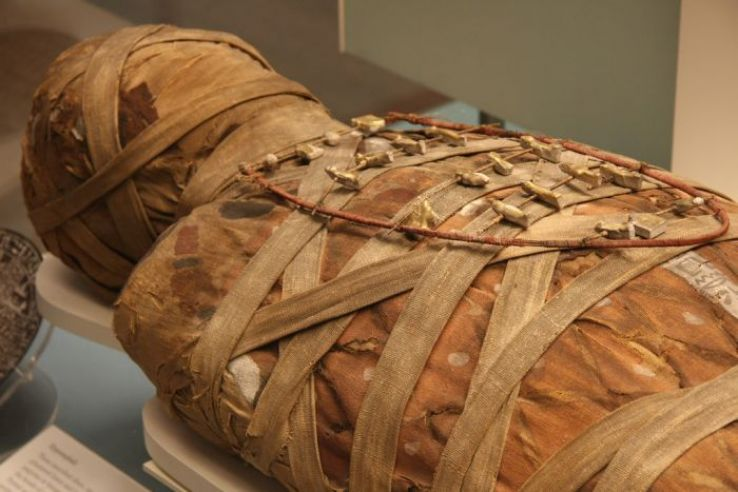 Did you know that the world's oldest mummies are not in Egypt?