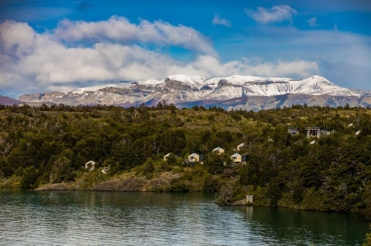 There's a glamping  resort in Patagonia which can make your dream trip a worthwhile