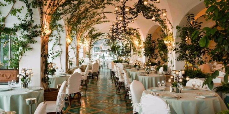 Famous Restaurants In Italy