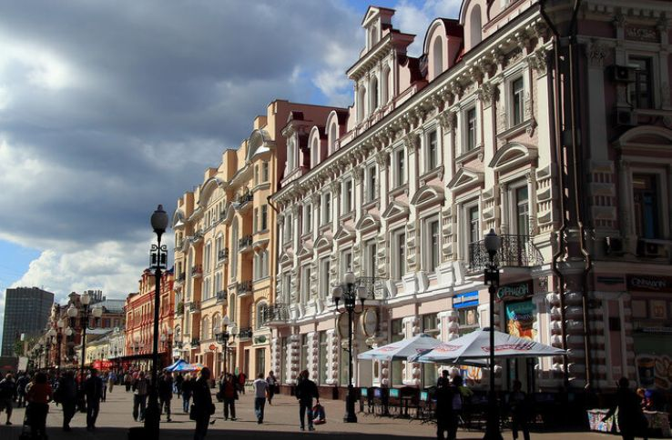 Where To Shop In Russia