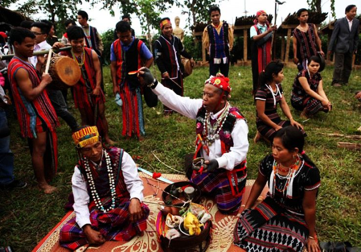 Surprising Tribal Traditions in India