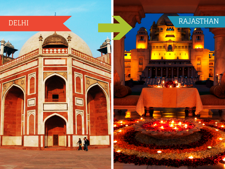 Top 11 Travel Agents for Rajasthan from Delhi