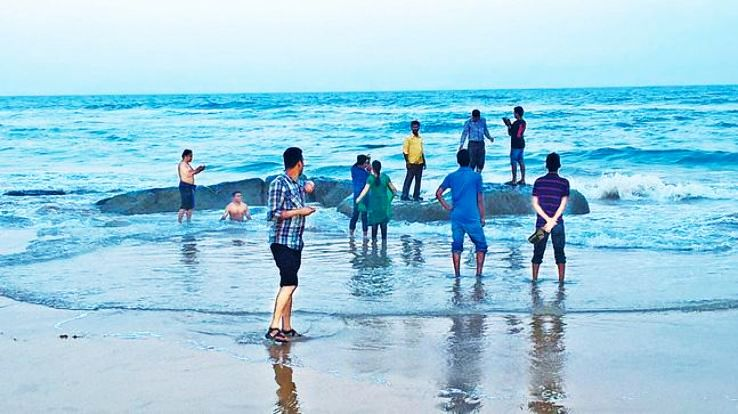 Time To Dip In Your Toes At The Baliharachandi Beach