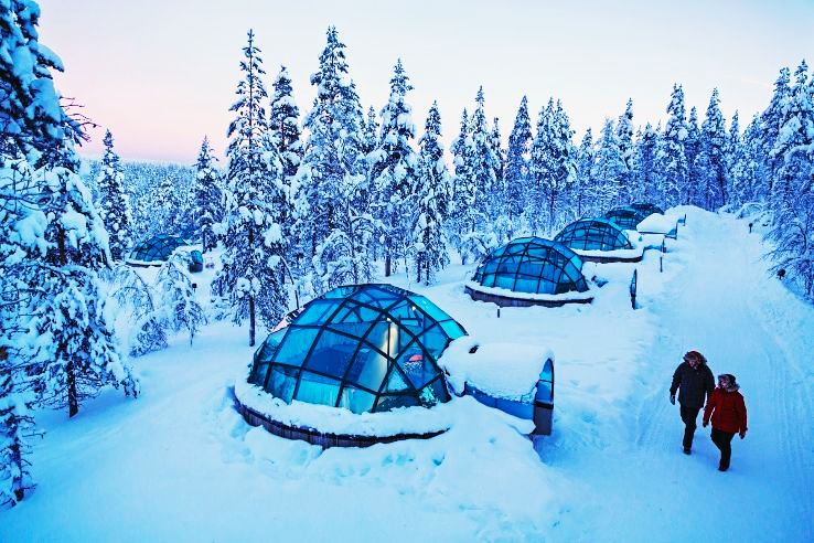 9 Top Winter Honeymoon Destinations