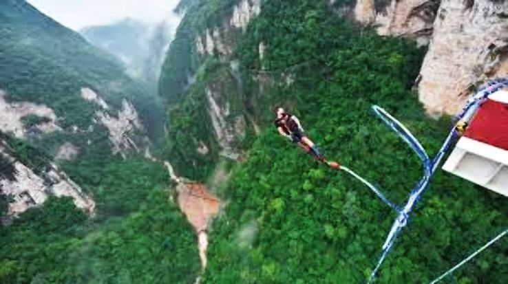 Fall In Love With Rishikesh While You Fall From 83 Meters
