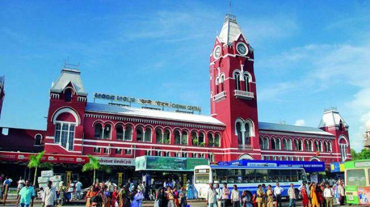 Hotels Near Chennai Central Railway Station