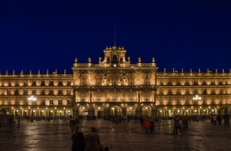 Weekend Getaways From Madrid Spain