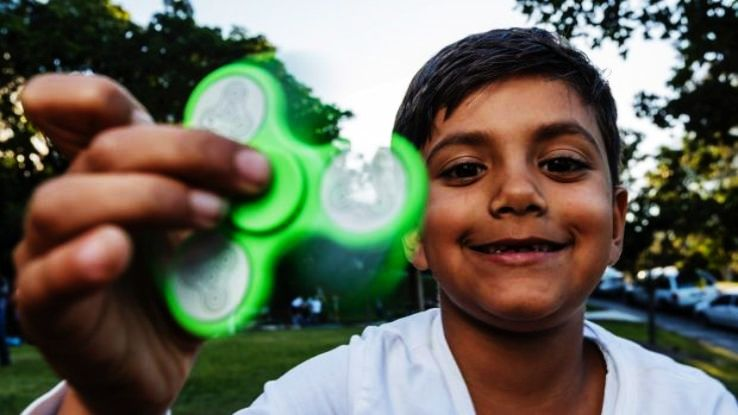 Why are People crazy about fidget spinner in India?