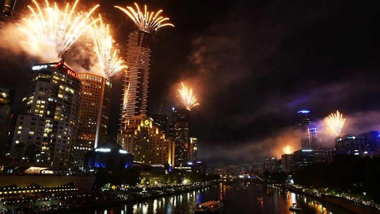 Enjoy Fireworks In Melbourne During New Year