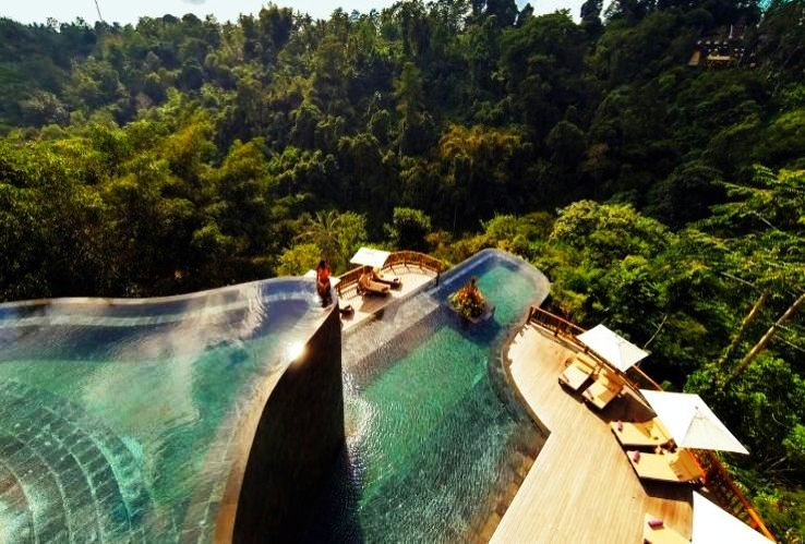 Five Water Villa In Bali For A Water Filled Vacation Hello Travel Buzz